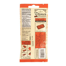 Load image into Gallery viewer, Chimes Ginger Chews | Orange | 6-Pack | 1.5oz