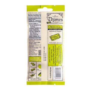 Chimes Ginger Chews | Original | 6-Pack | 1.5oz