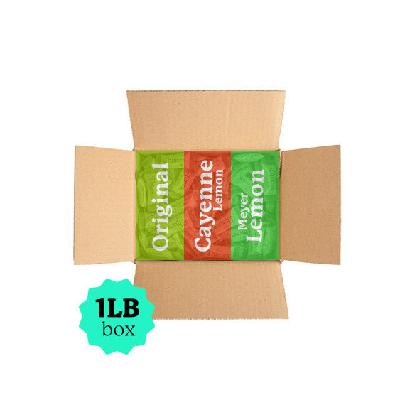 Chimes Ginger Chews | Combination Pack | 1 Pound Box