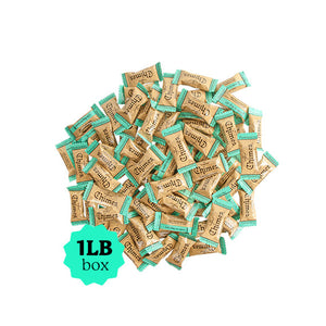 Chimes Ginger Chews | Peppermint | 1 Pound Box