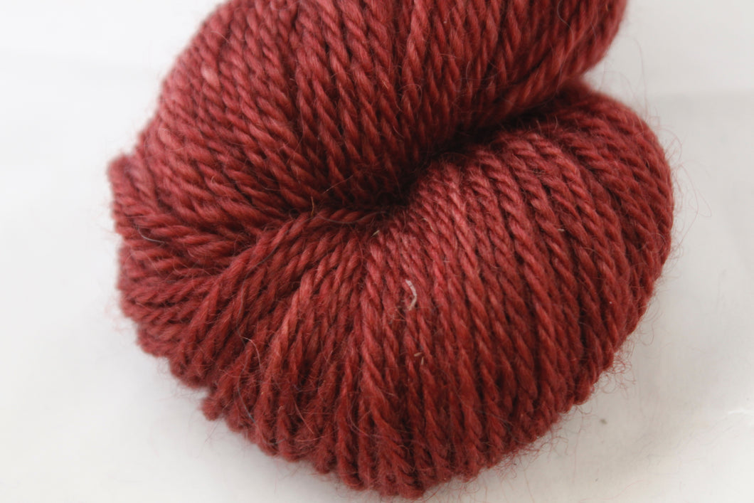 3 ply 30/70 100g Wellington Dark Rust