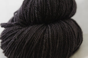 3 ply 30/70 115g Wellington Charcoal Black
