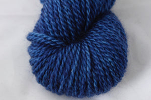 2 ply 50/50 110g Wellington Denim Blue