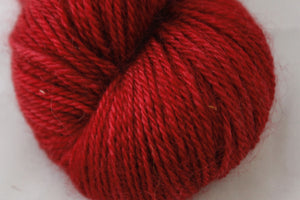 3 ply 50/50 100g Wellington Cranberry