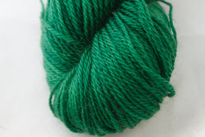 3 ply 50/50 100g Wellington Irish Green