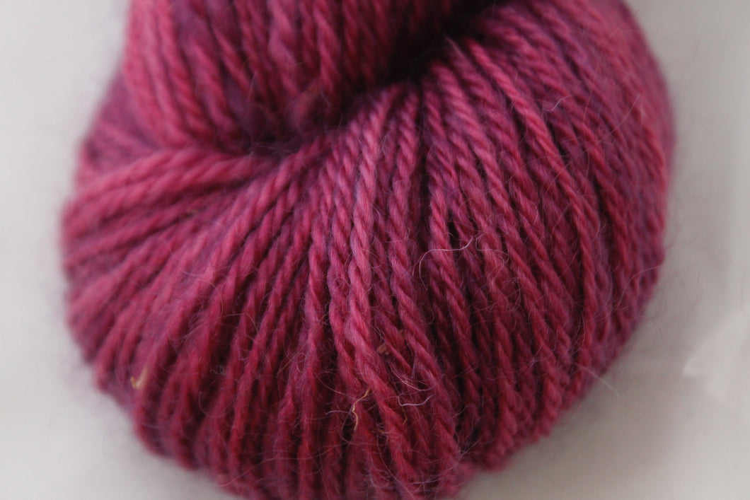 3 ply 50/50 100g Wellington Sangria