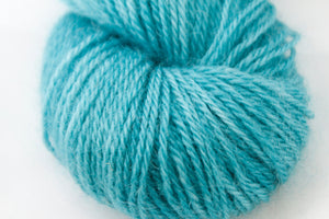 3 ply 50/50 100g Wellington Turquoise