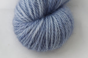 3 ply 50/50 105g Wellington Pearl Blue