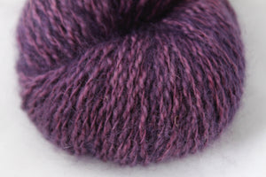 3 ply 75/25 110g Brushed Wellington Plum