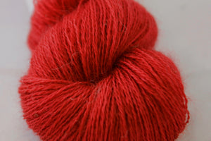 2 ply 80/20 120g Wellington Pomegranate