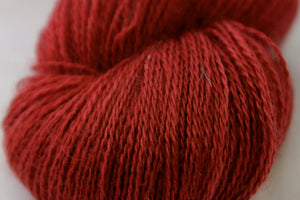 2 ply 80/20 120g Wellington Cranberry