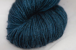 3 ply 75/25 115g Wellington Charcoal Dusty Blue