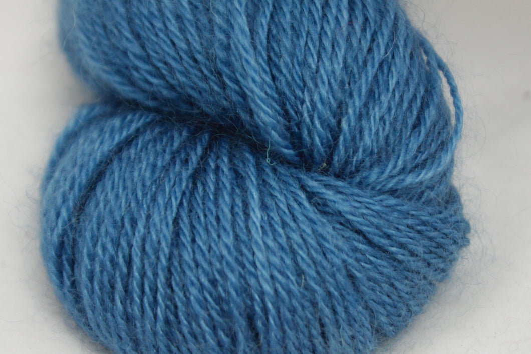 2 ply 50/50 110g Wellington Dusty Blue