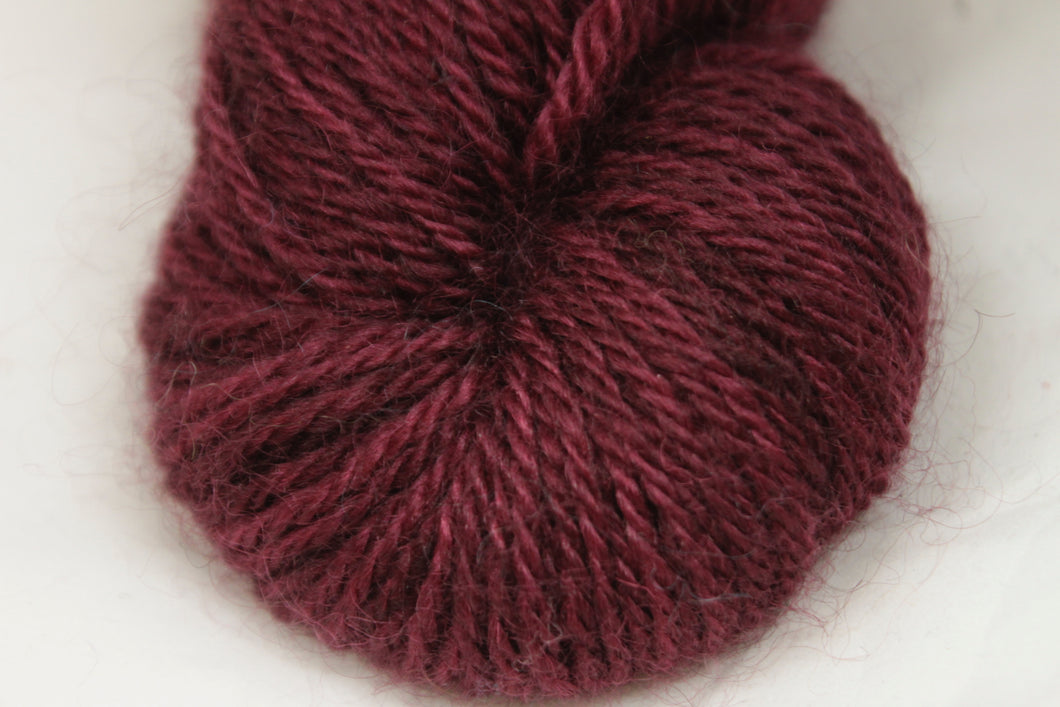 3 ply 50/50 105g Wellington Oxblood