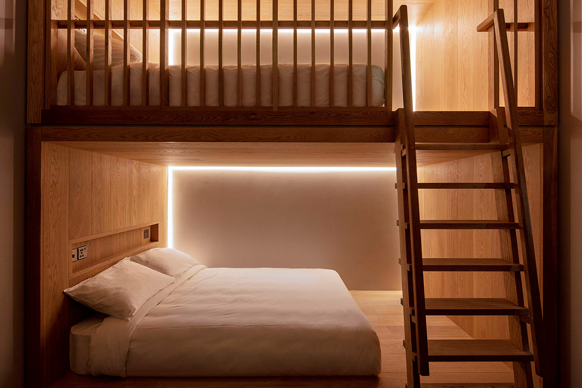 Sleep Cocoons at Zedwell, London