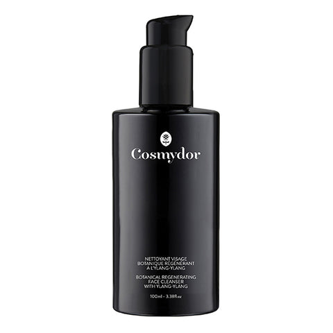 Responsible Beauty Brand Cosmydor Botanical Regenerating Face Cleanser with Ylang-Ylang
