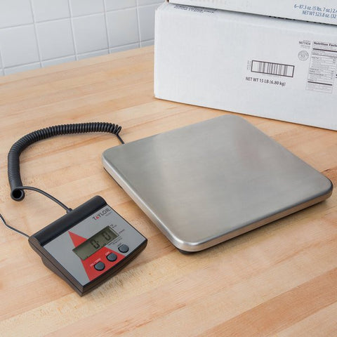 220 lb. Digital Receiving Scale with Remote Display