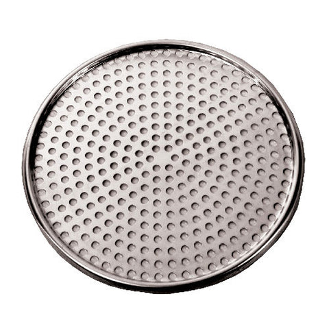 "Aluminum 10"" Perforated Pizza Screen"