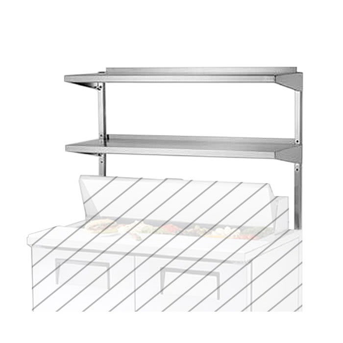 Double Stanless Utility Shelf for TSSU/TUC/TWT60