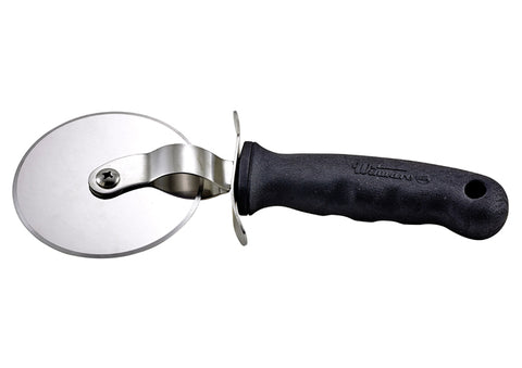 "4"" Pizza Cutter, Soft Grip Handle"