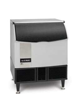 Ice-O-Matic 309 lb Self-Contained Half Cube Ice Machine