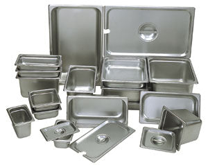 1/2 Steam Table Pans