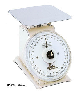 "7"" Rotating Dial 5 lb Scale"