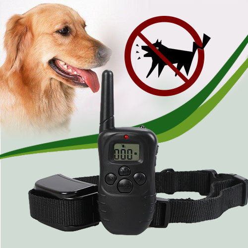 Remote Dog Training Shock Collar