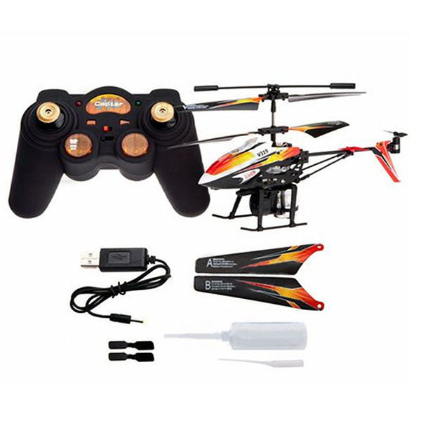 Mini USB Radio Remote Control Helicopter