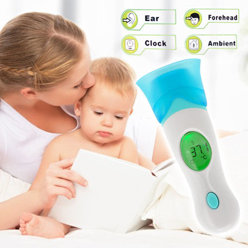 4-In-1 Infrared Thermometer