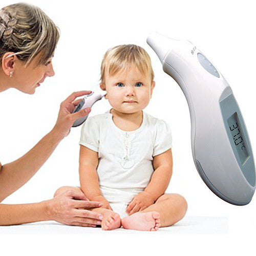 Portable Digital Infrared Ear Thermometer
