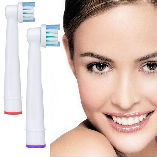 3 Sets of Replacement Toothbrush Heads