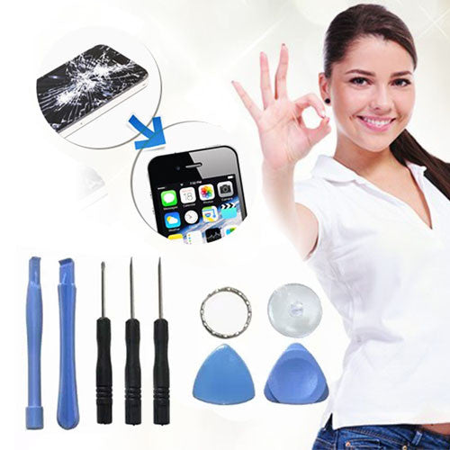 2 Sets of Mobile Screen Repair Kit