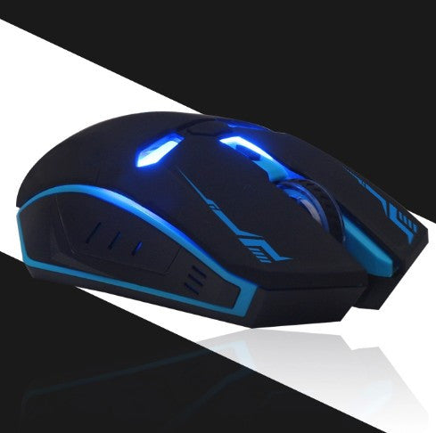 NAFFEE G5 Super Mute Gaming Grade Wireless Mouse