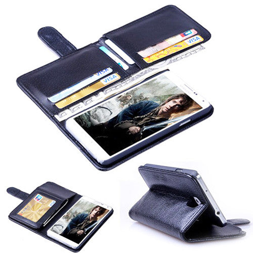 Samsung Wallet Case With Card Holders Flip Cover