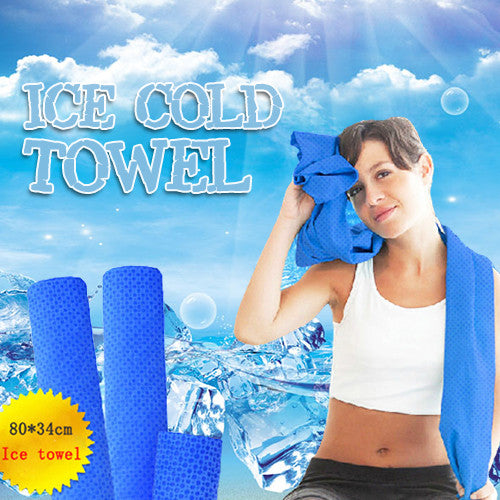 Ice Cold Towel-4 Colors