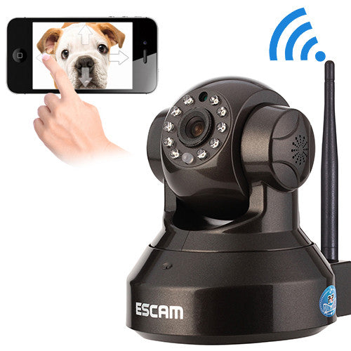 ESCAM Pearl QF100 1MP Wi-Fi Security IP Camera