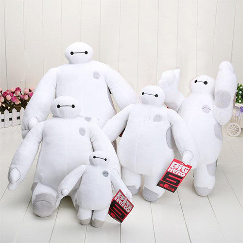 Baymax Plush Toy