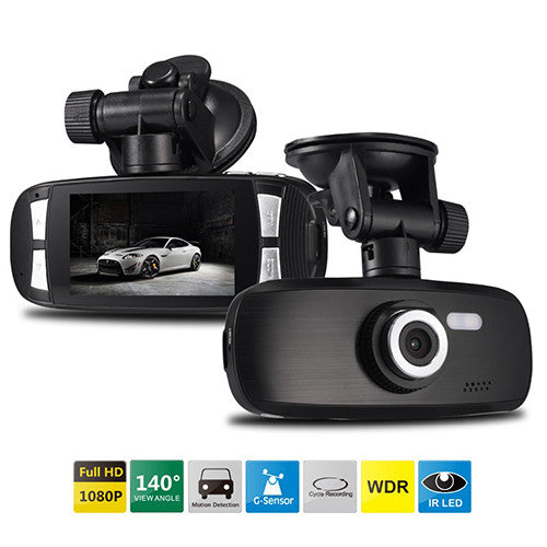 Dash Camera with Super Night Vision