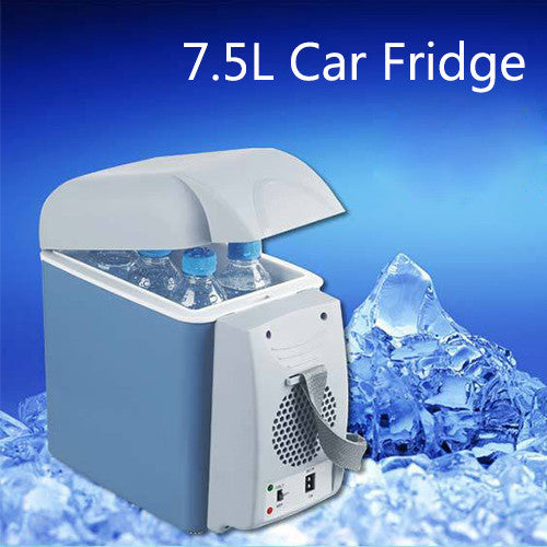 Mini Cooler/Warmer Car Fridge