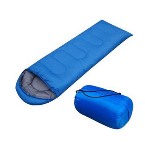 Sleeping Bag with Adjustable Hood