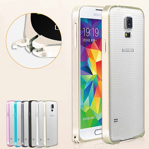 Metal Frame Case for Samsung