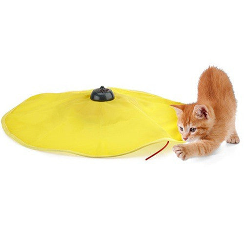 Electric Spinning Toy for Cat