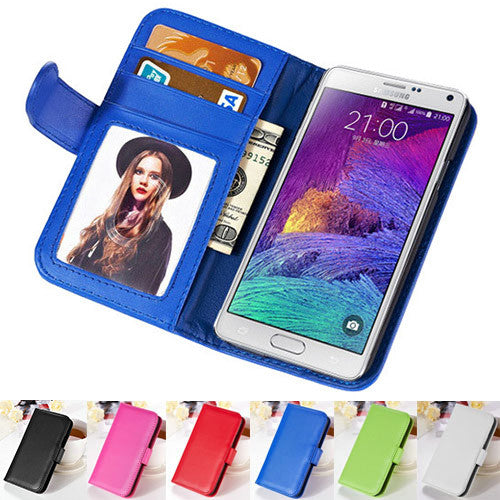 Multicolour Wallet Case for Samsung