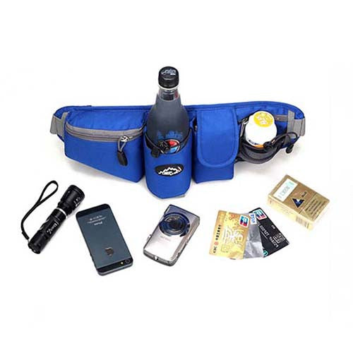 Sports and Travel Expandable Waist Bag