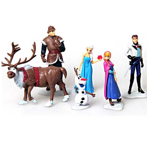 The Frozen Ornament Gift For Children