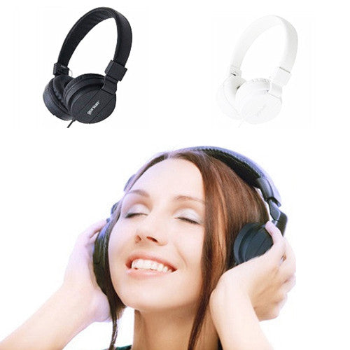 Over-Ear Foldable Music Headphones