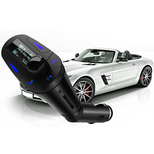 Car Kit MP3 Player Wireless FM Transmitter