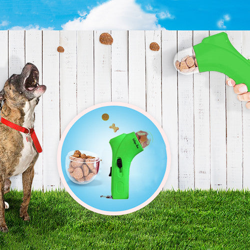 Pet-Treat Launcher