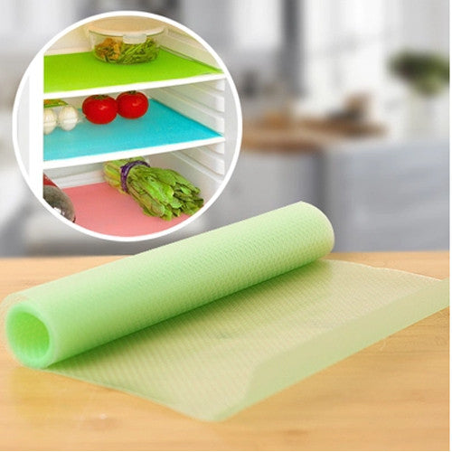 4-Pack Mould-Proof Mat for Fridge